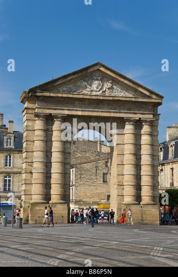Place victoire stock photos place victoire stock images for Porte 15 bordeaux
