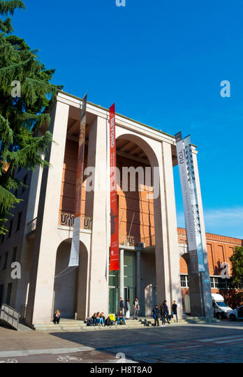 Triennale stock photos triennale stock images alamy for Living milano sempione