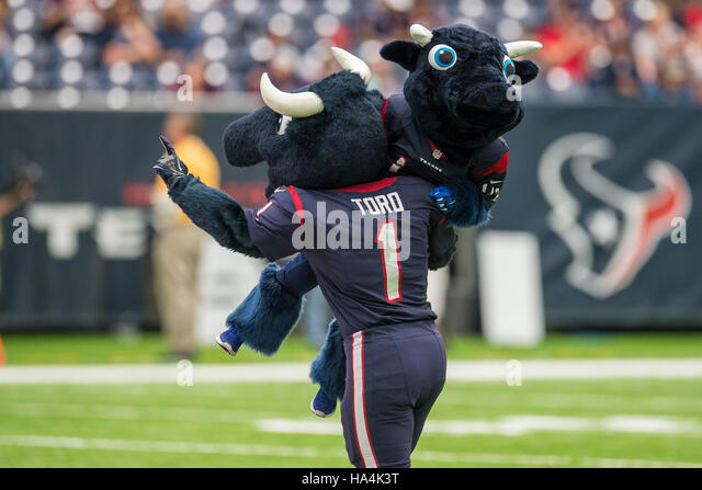 Houston Texans Mascot Stock Photos Amp Houston Texans Mascot