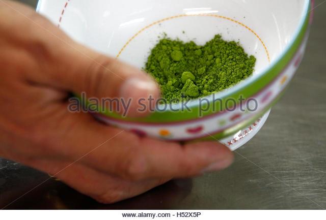 japanese green tea powder how to make