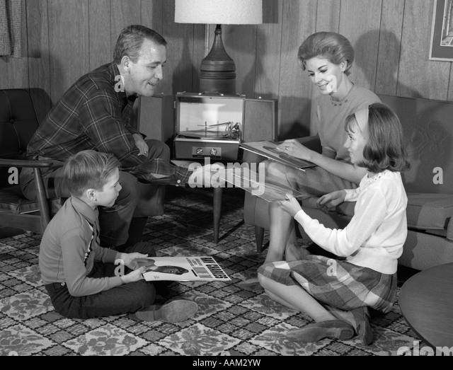 1960s Family Stock Photos Amp 1960s Family Stock Images Alamy