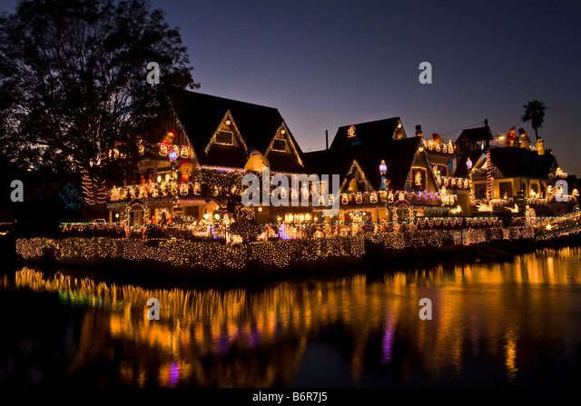 Christmas Lights Stock Photos & Christmas Lights Stock Images - Alamy