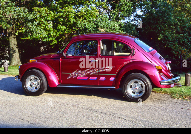 Super beetle stock photos super beetle stock images alamy for Credit auto garage volkswagen