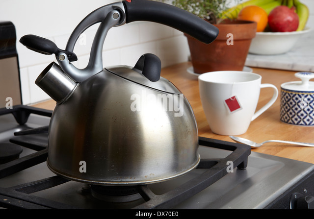 how to make white coffee with a kettle