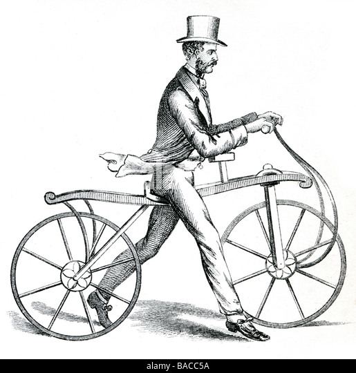 150026231312328277 also Drais as well The Hobby Horse Style Bike Pedals Saddle Holds Riders Harness also Penny Farthing Bicycle And The History Of The Bicycle together with  on the dandy horse or how german baron and
