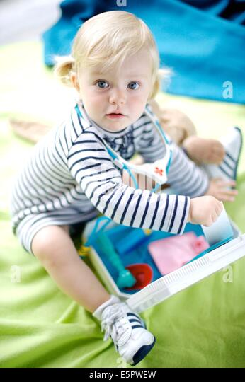 Toys For 18 Month Old Girl : Therapeutic toy stock photos