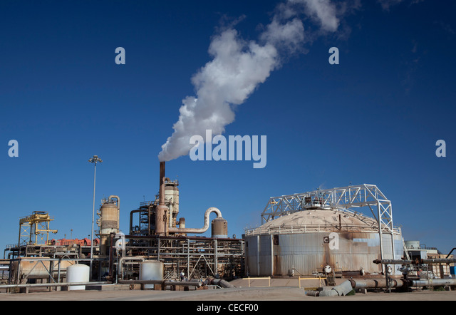Geothermal Energy Plant