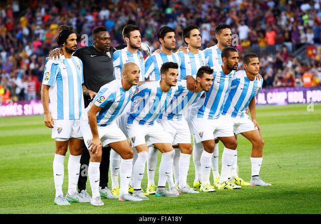 teams spain malaga club futbol matches