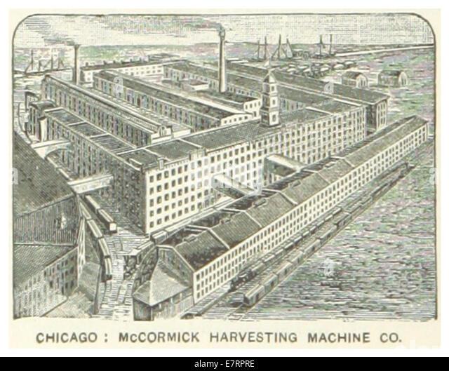 mccormick harvesting machine company