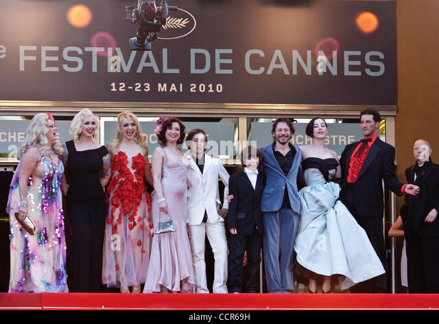 Cannes Film Festival from 12 to 23 May 2010