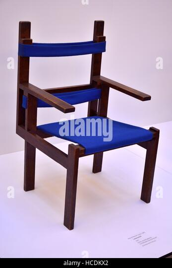 Bauhaus Chair From 1922 Designed By Marcel Breuer (1902 1980)   Stock Image