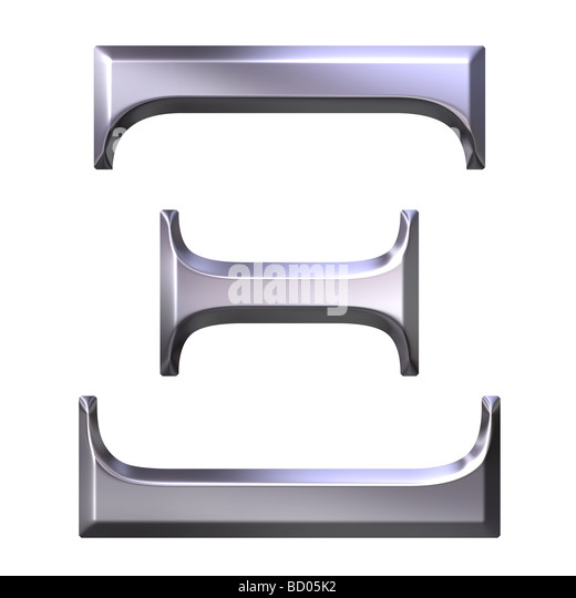 Letter xi stock photos letter xi stock images alamy 3d silver greek letter xi stock image spiritdancerdesigns Image collections