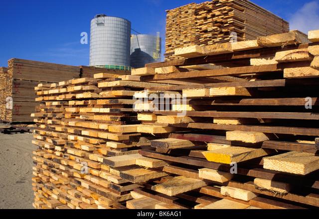 Air Dried Lumber