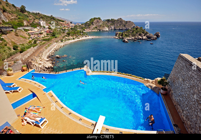 Swimming Pool Sicily Stock Photos Swimming Pool Sicily Stock Images Alamy