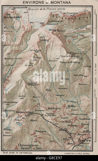 Crans Montana Stock Photos Crans Montana Stock Images Page 3 Alamy