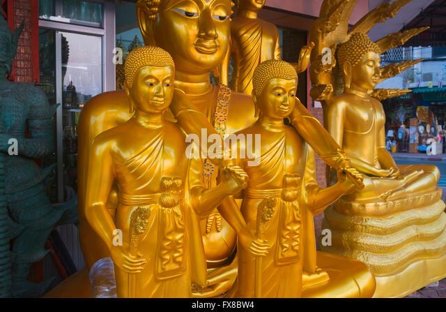 Bangkok Gold Shop Stock Photos & Bangkok Gold Shop Stock Images - Alamy