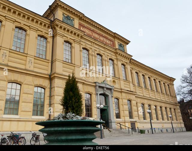 biblioteket stockholm