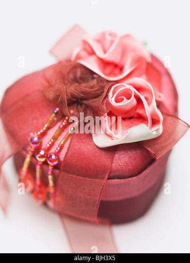 Heart Shaped Chocolate Box Give Gift Stock Photos & Heart Shaped ...