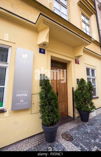 Prague boutique stock photos prague boutique stock for Domus henrici hotel