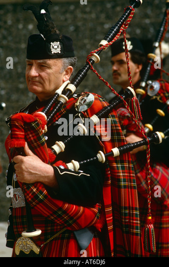 Bagpipe Players Stock Photos & Bagpipe Players Stock ...