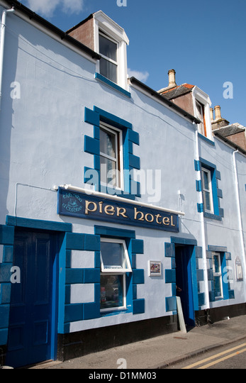 Restaurant At The Pier Portree Menu