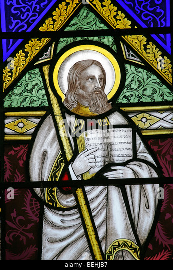 Wighton United Kingdom  city images : ... depicting St Barnabas the Apostle, All Saints Church, Wighton, Norfolk