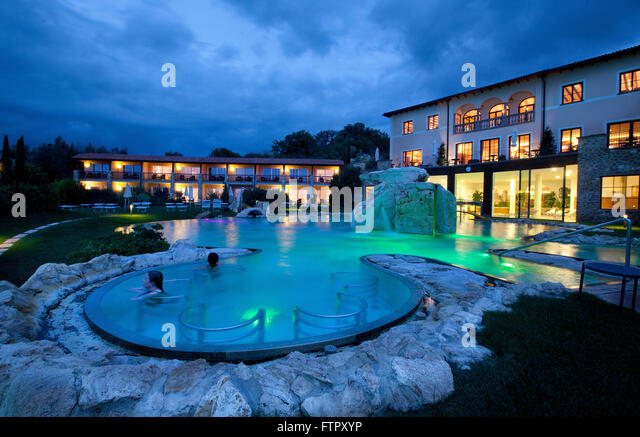 Adler spa stock photos adler spa stock images alamy - Offerte hotel adler bagno vignoni ...