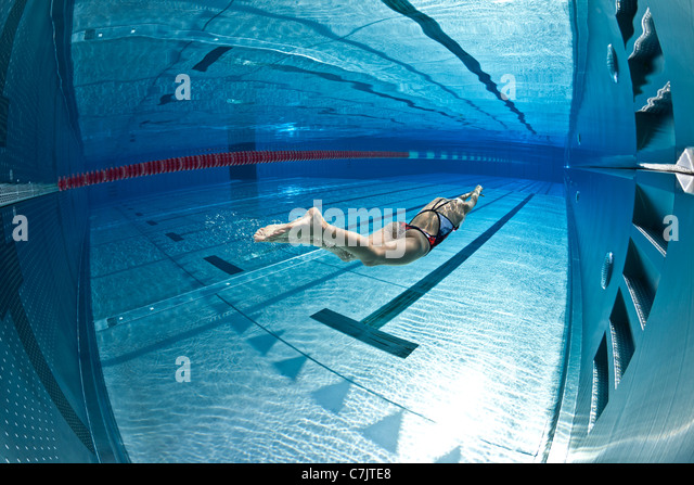 Olympic Swimming Pool Underwater olympic pool stock photos & olympic pool stock images - alamy