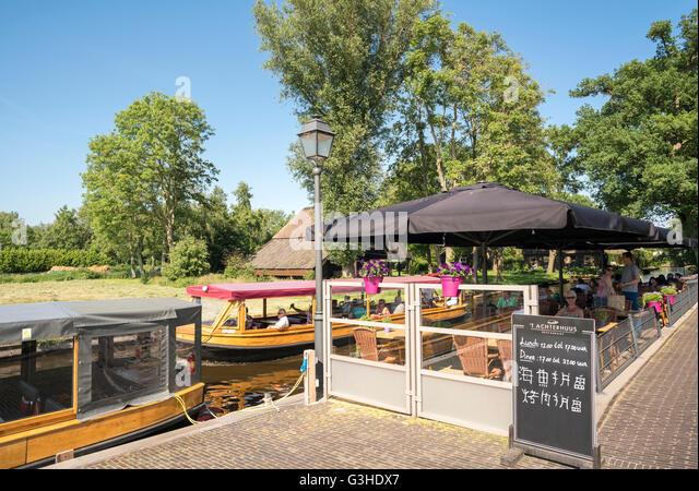 Giethoorn holland netherlands stock photos giethoorn for 4 holland terrace needham ma