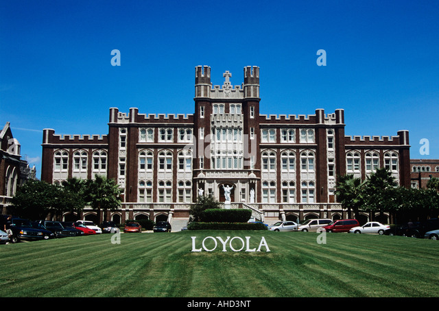 loyola new orleans essay There is no application fee to apply to loyola university new orleans students  who apply by the priority deadline are automatically considered for loyola.