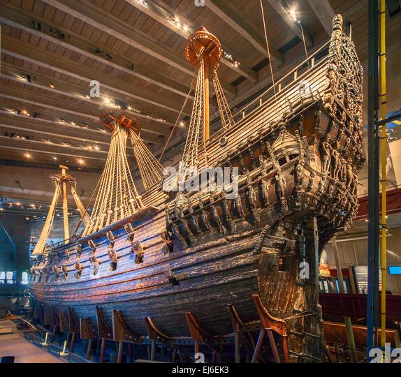 Vasa Ship Stock Photos Amp Vasa Ship Stock Images Alamy
