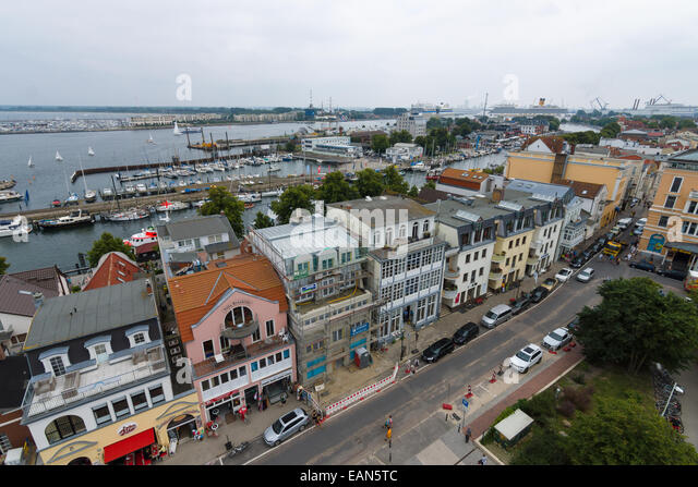 Rostock district stock photos rostock district stock for Warnemunde appartements
