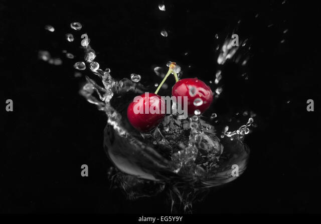 Black Cherry Water Stock Photos & Black Cherry Water Stock ...