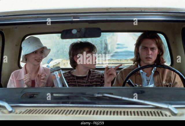 the film whats eating gilbert grape by lassa hallstrom What's eating gilbert grape (1993) plot showing all 6 items  swedish director lasse hallstrom's follow-up to the underrated once around earned far more attention .
