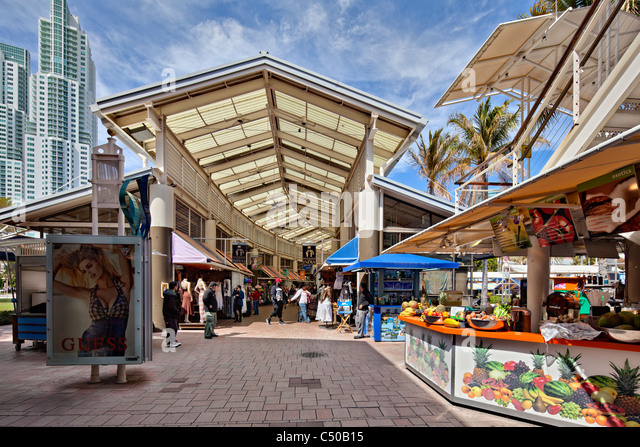 Bayside Marketplace is a festival marketplace in Downtown Miami, Florida. It's in between Bayfront Park to the south end, and the American Airlines Arena to the north.5/5(1).