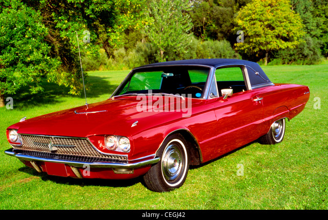 ford thunderbird stock photos ford thunderbird stock images alamy. Black Bedroom Furniture Sets. Home Design Ideas