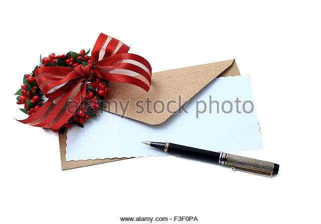 Birthday Card Envelope Stock Photos Birthday Card Envelope Stock