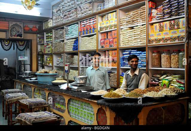 India grocery store stock photos india grocery store for City indian dining ltd t a spice trader