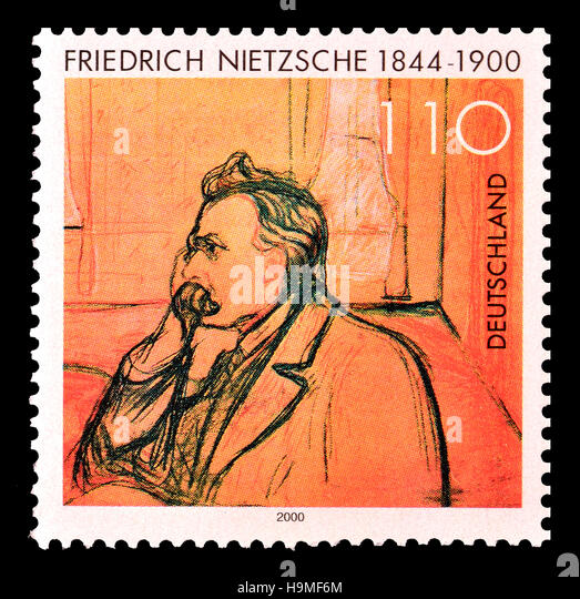 a biography of friedrich wilhelm nietzsche a german philosopher Friedrich wilhelm nietzsche  nietzsche was not an philosopher on the anglo-american pattern  outline biography of nietzsche 2.
