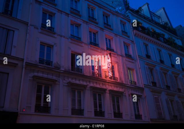 Paris arrondissement 9th stock photos paris for Boutique hotel 9th arrondissement