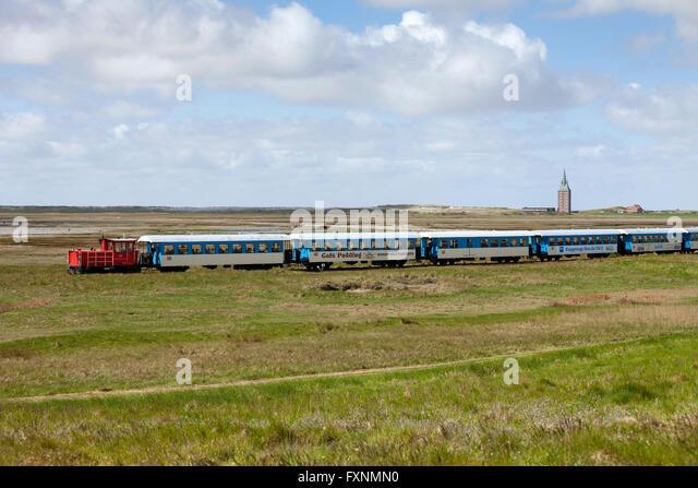 Wangerooge Island Railway