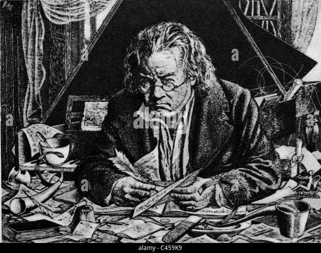 composer report ludwig van beethoven Ludwig van beethoven johann van beethoven to employ christian gottlob neefe as teacher to his son ludwig would always be a political composer.