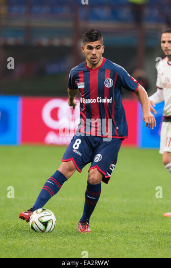 san lorenzo milan live score - photo#46