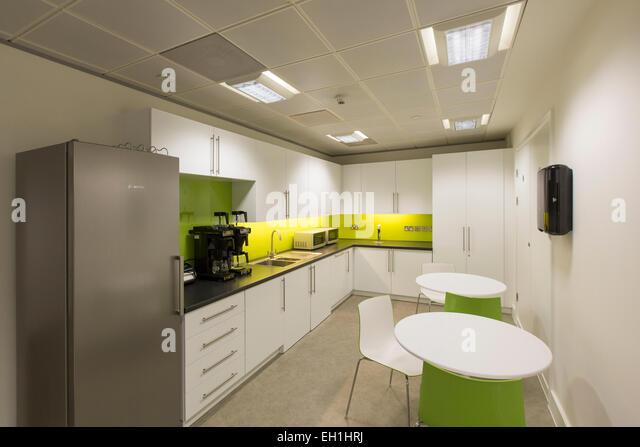 Modern Office Kitchen Facilities Stock Photos Modern Office