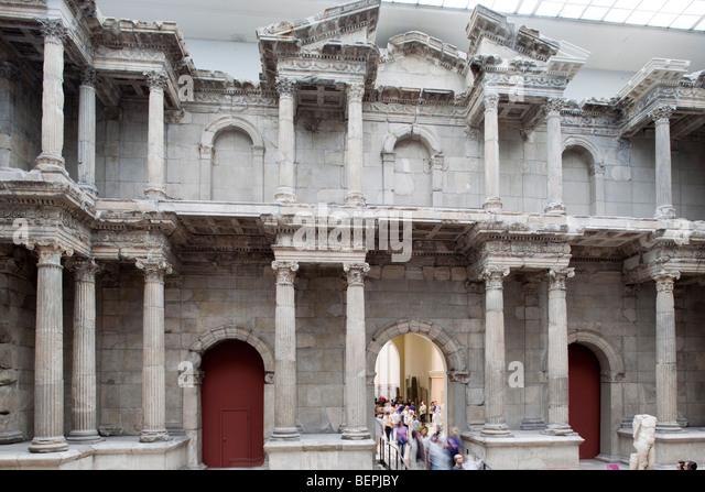 Miletus Pergamon Museum Berlin Stock Photos & Miletus ...
