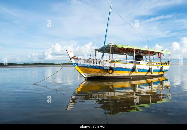 Brazilian Fishing Boat Stock Photos & Brazilian Fishing ...