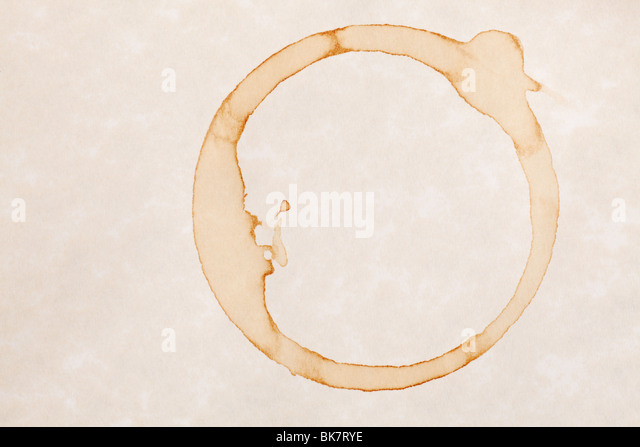 Coffee Stain Stock Photos & Coffee Stain Stock Images - Alamy