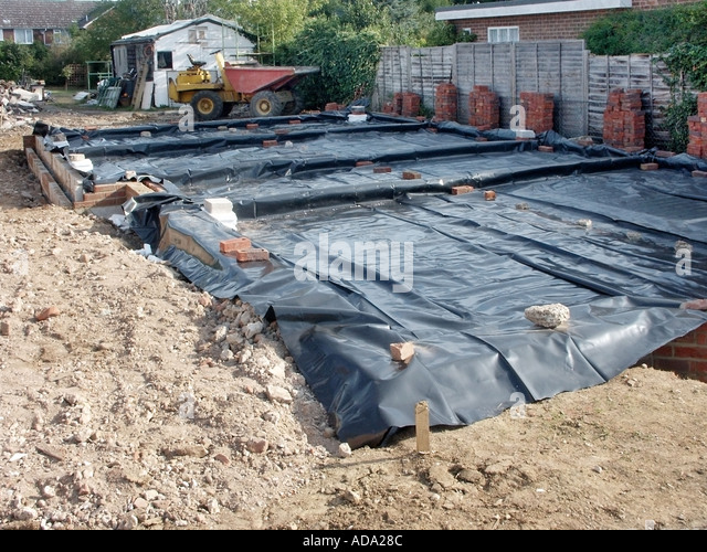 Damp Proof Membrane : Damp proof stock photos images alamy
