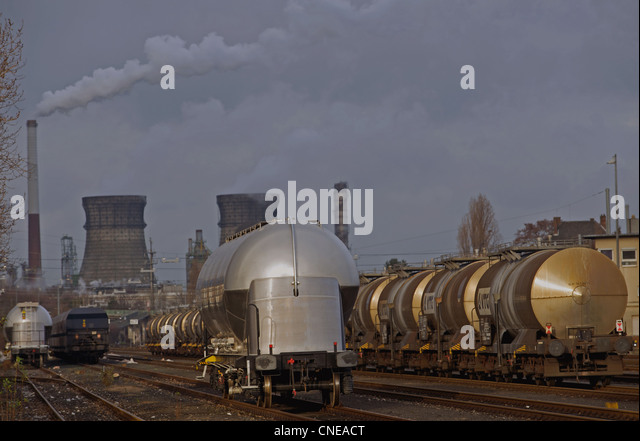 Fuel Tankers Stock Photos