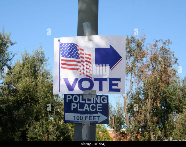 Voting Polls  Newport Beach Ca
